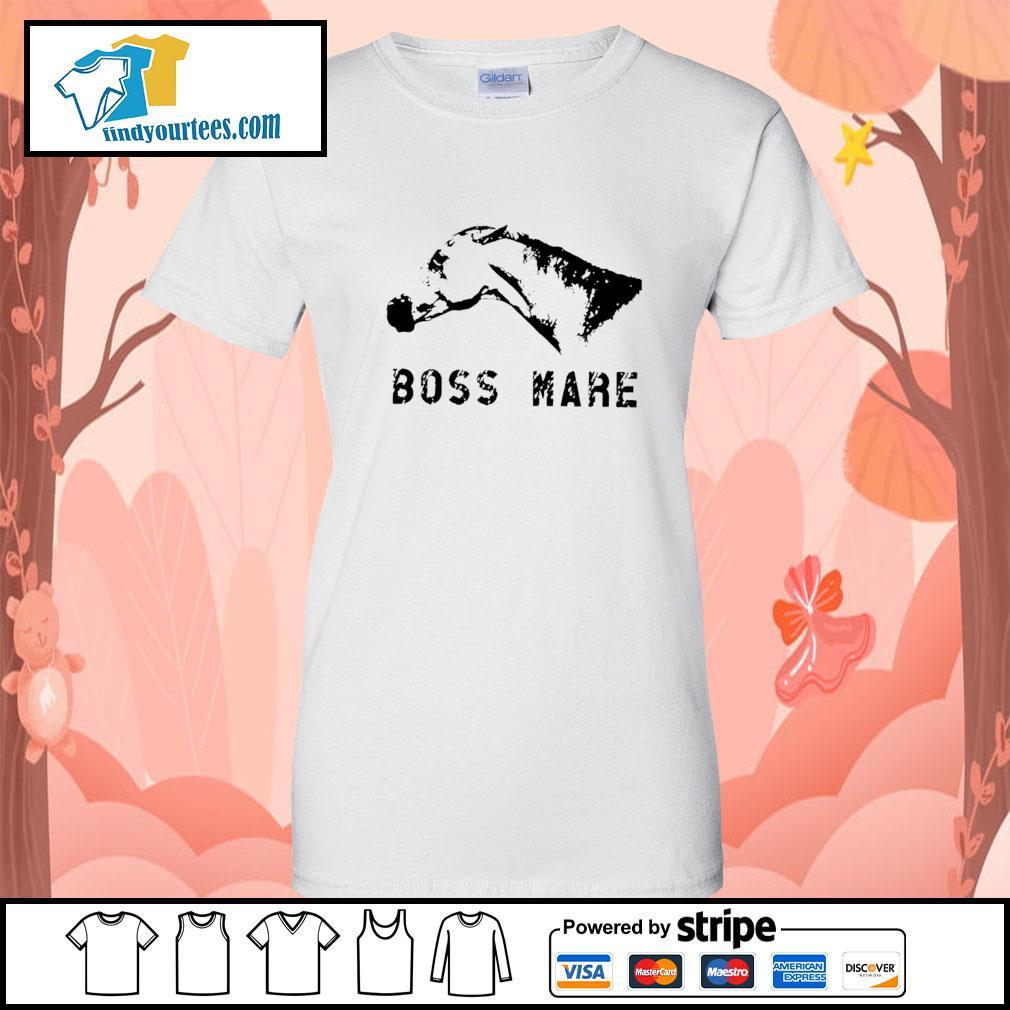 Horse boss mare s Ladies-Tee