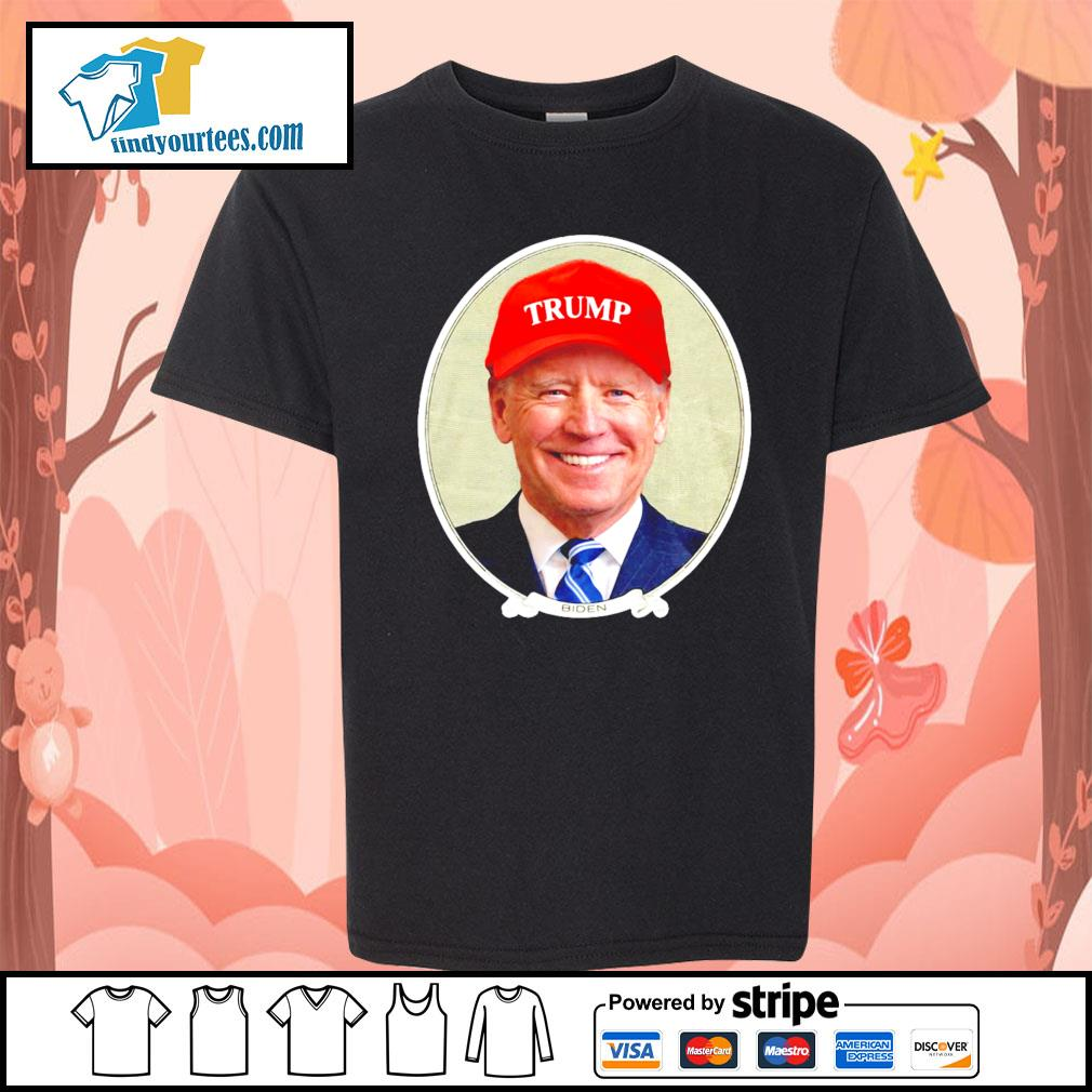 Joe Biden loves Trump s Kid-T-shirt