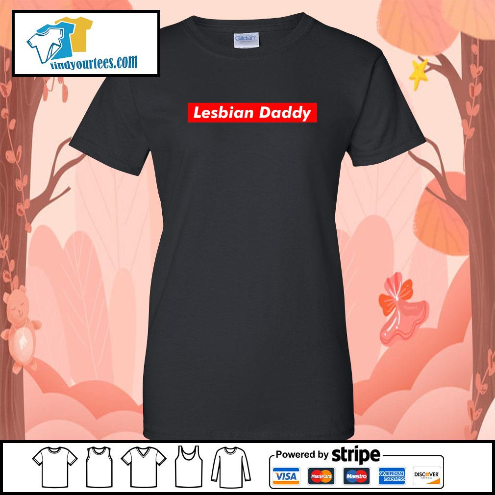 Official Lesbian Daddy s Ladies-Tee