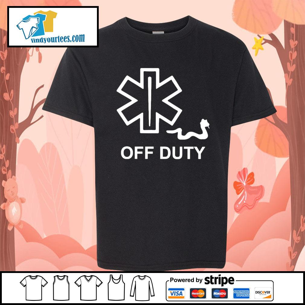 Snake Paramedic off duty s Kid-T-shirt