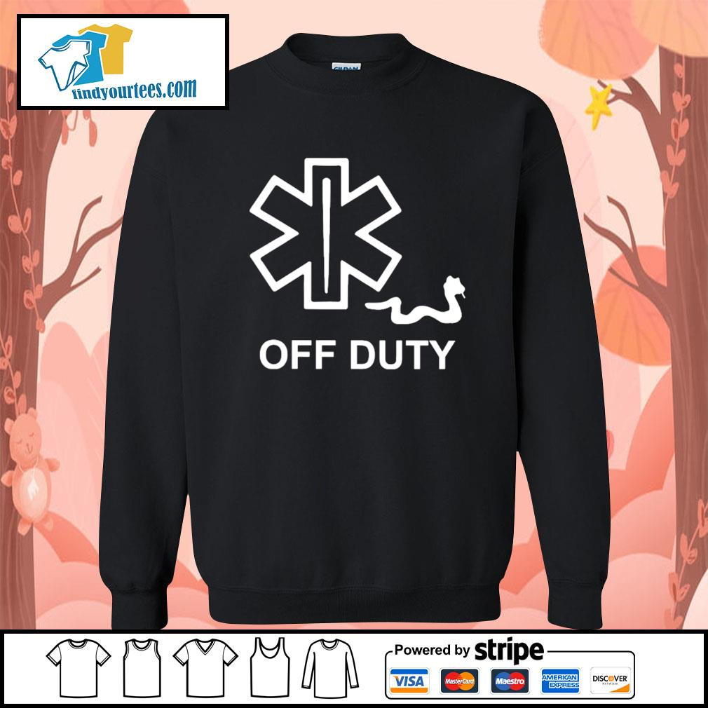 Snake Paramedic off duty s Sweater