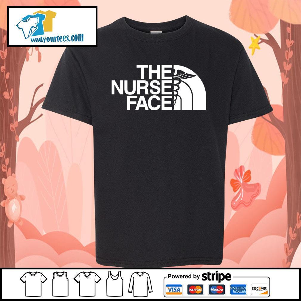 The Nurse Face s Kid-T-shirt