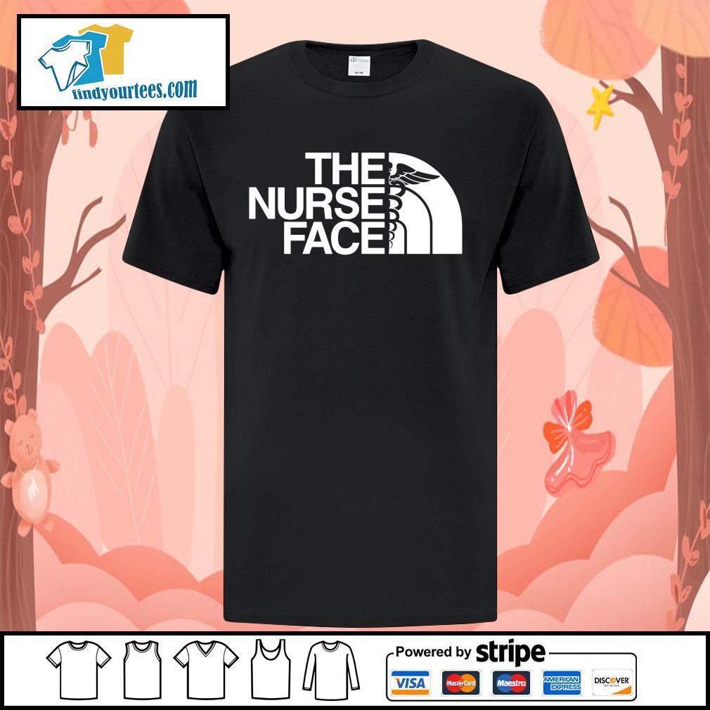 The Nurse Face shirt